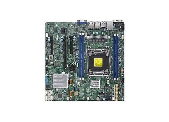 Supermicro Xeon Single Socket 2066 C422 Max.256GB PCIE mAtx Brown Box