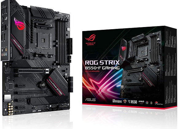 Asus B550-F ROG Strix Gaming AMD AM4 Atx Motherboard