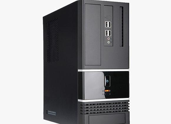 In-Win Case BK623X.B3 MiniTower Black 1/1/(1)Bay 2xUSB3.0 2xUSB2.0 Retail