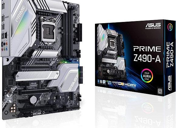 ASUS Z490-A Prime Intel LGA 1200 ATX Motherboard