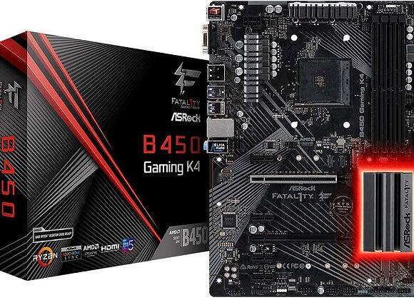 ASRock B450 Fatal1ty Gaming-ITX/ac AMD AM4 mITX Motherboard