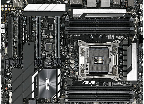 Asus Motherboard WS C422 PRO/SE ATX Xeon C422 8DIMM 512GB 5PCIE
