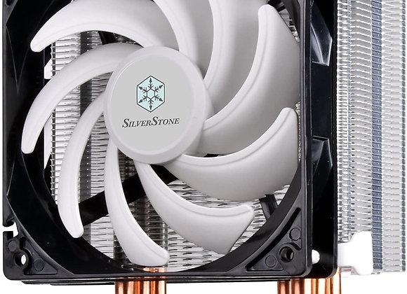 Silverstone Tek Argon Series CPU Cooler with 120mm Cooling Fan for Socket LGA775