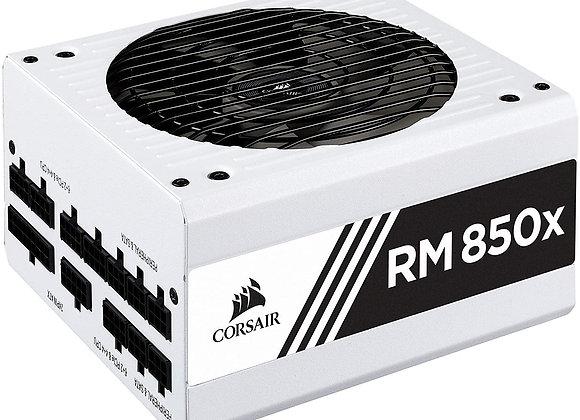 Corsair RM850x 850 Watt 80 Plus Gold Atx Fully Modular Power Supply - White