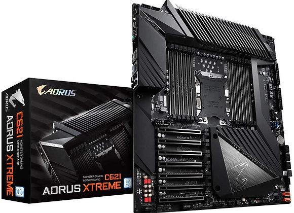 Gigabyte C621 Aorus Xtreme Intel C621 (LGA 3647) DDR4 Motherboard
