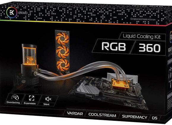 EKWB EK-KIT RGB 360 360mm RGB Water Cooling Kit