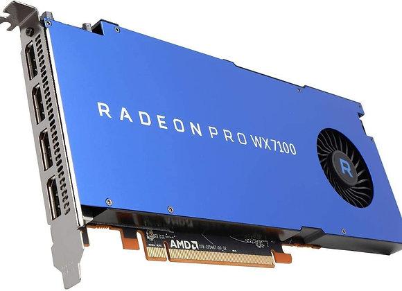 AMD Radeon Pro WX7100 8GB Card - Centernex update