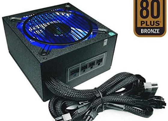 Apevia ATX-SN900W Signature 900W 80+ Bronze Certified Active PFC ATX Modular
