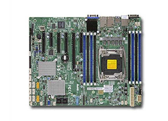 Supermicro Xeon E5-1600/2600v3 LGA2011 C612 256GB DDR4 SATA Atx Brown Box