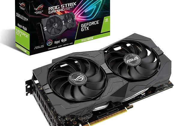 ASUS GeForce GTX 1660 Super Advance ROG Strix Overclocked Dual-Fan 6GB GDDR6