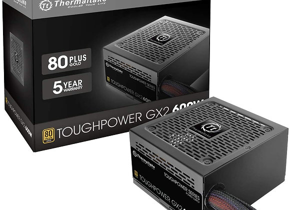 Thermaltake Toughpower GX2 80+ Gold 600W SLI/Crossfire Ready Continuous Power