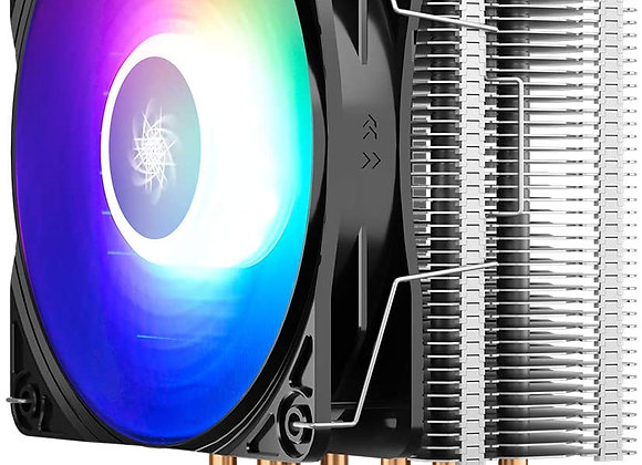 DEEPCOOL GAMMAXX GT A-RGB, CPU Air Cooler, SYNC A-RGB Fan and Black Top Cover