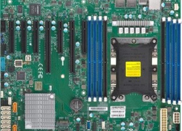 Supermicro Xeon Single Socket S3647 C621 Max.1TB PCI Express Atx
