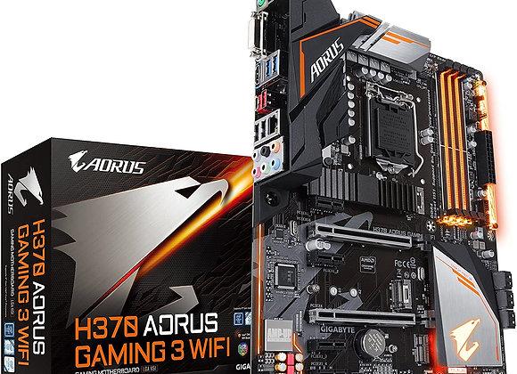 Gigabyte H370 Aorus Gaming 3 WiFi Intel LGA 1151 ATX Motherboard
