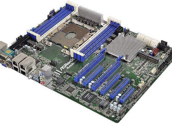 ASRock Motherboard EPC621D8A Xeon C621 DDR4 SATA Brown Box