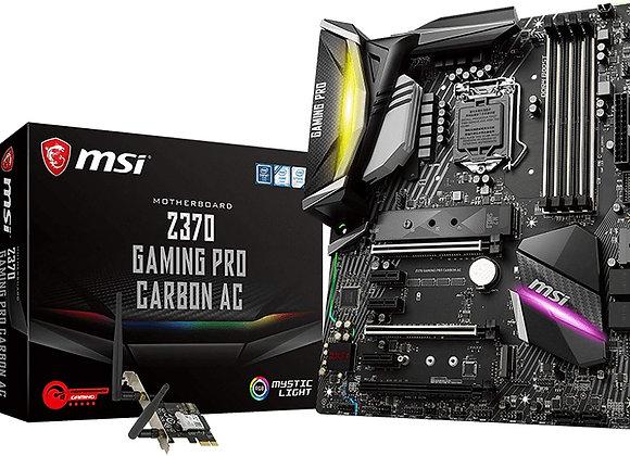 MSI Performance Gaming Intel 8th Gen LGA 1151 M.2 DVI HDMI USB 3.1 Motherboard