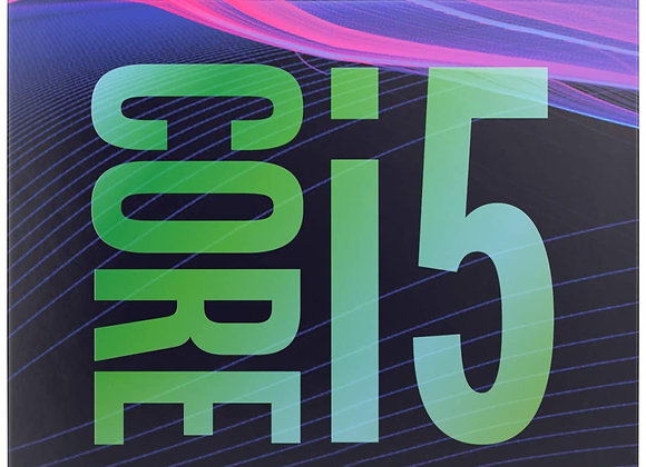 Intel Core i5-9400 Desktop Processor 6 Cores up to 4.1 GHz Turbo LGA1151 300