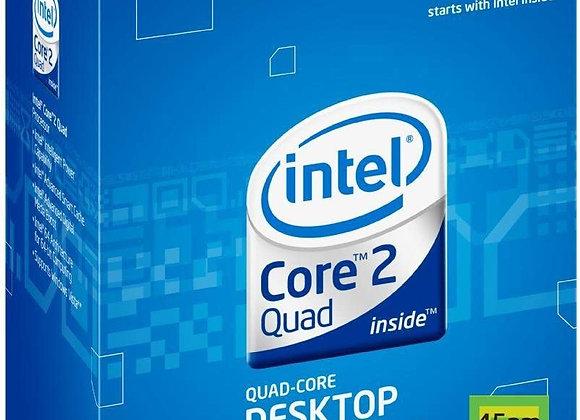 Intel Core 2 Quad Q9400 Processor