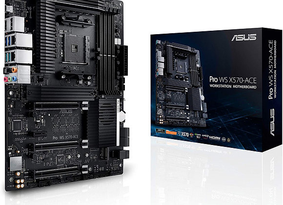 ASUS X570 Pro Workstation AMD AM4 ATX Motherboard