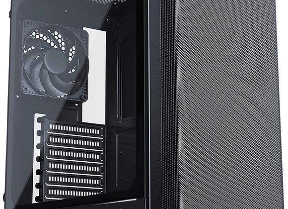 Phanteks Eclipse P300A (PH-EC300ATG_BK01) high airflow full-metal mesh design