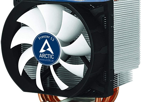 ARCTIC Freezer 13-200 Watt Multicompatible Low Noise CPU Cooler for AMD, Intel