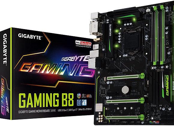 Gigabyte GA-Gaming B8 LGA1151 Intel ATX 2-Way Crossfire DDR4 USB 3.1 USB Type-C