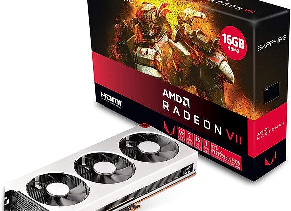 Sapphire Technology Radeon VII Triple-Fan 16GB HBM2 PCIe Video Card