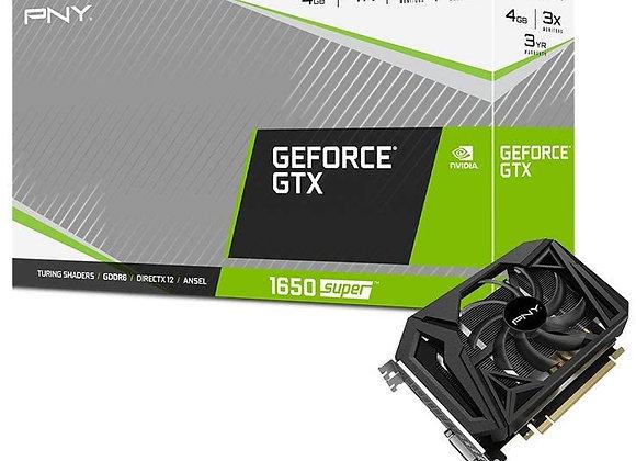 PNY GeForce GTX 1650 Super 4GB Single Fan Graphics Card