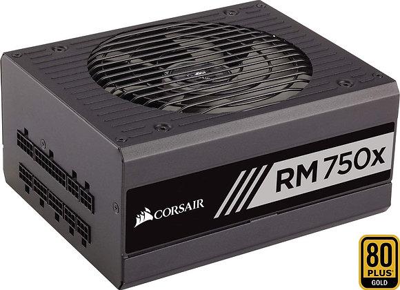 Corsair RM750x 80 Plus Gold Fully Modular ATX Power Supply, CP-9020179-EU