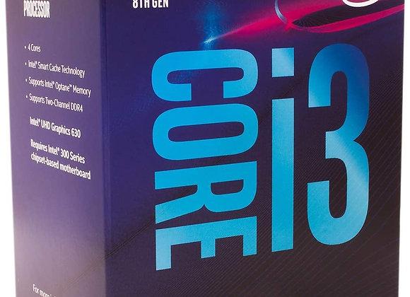 Intel Core i3-8100 Desktop Processor 4 Cores up to 3.6 GHz Turbo Unlocked