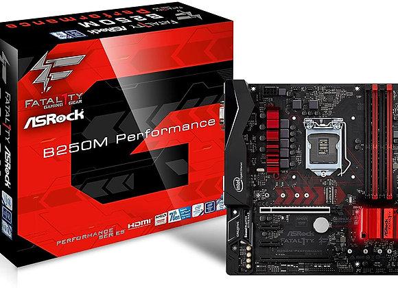 ASRock FATAL1TY B250M Performance MicroATX Motherboard