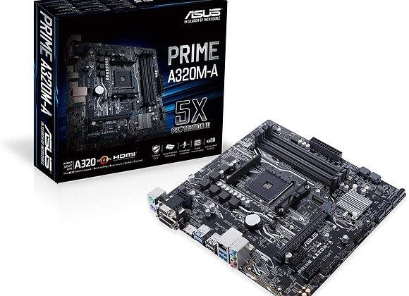 AsusTeK Computer - Asus Prime A320M-A Motherboard