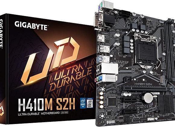 Gigabyte H410M S2H Intel LGA 1200 mAtx Motherboard