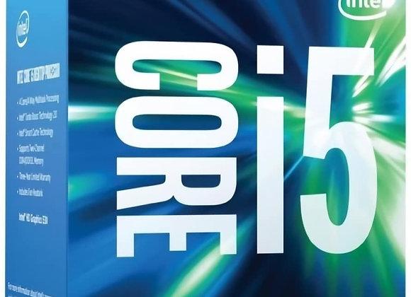 Intel Core i5-6500 Desktop CPU Processor- SR2L6 (Renewed)