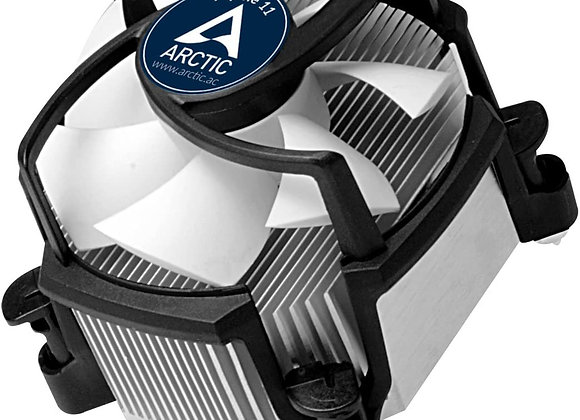 ARCTIC Alpine 11 - CPU cooler for Intel sockets, through 92 mm PWM fan up to 95