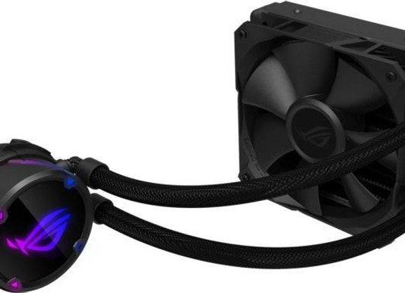 Asus Fan ROG Strix LC 120 AIO liquid CPU cooler with Aura Sync RGB and ROG 120mm