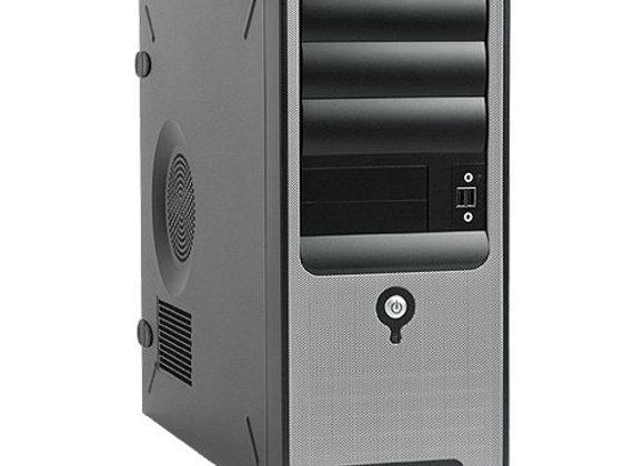 In-Win Case Atx/microAtx Mid Tower 350W Black 3/2/(4)Bays USB HD Audio Retail