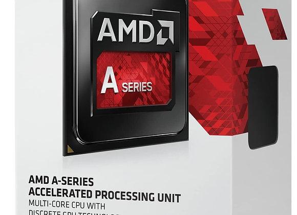AMD A4-7300 APU Dual Core Radeon CPU Processor HD8470D Graphics FM2 3800Mhz 65W