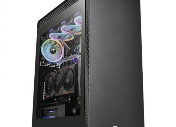 Thermaltake Case S500 Middle Tower SPCC 1xTempered Glass Retail