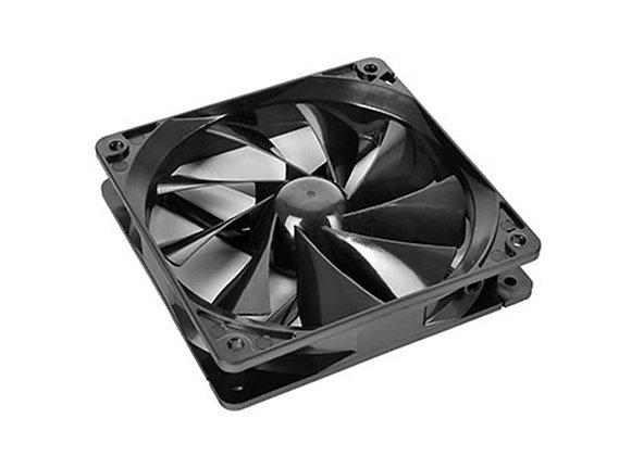 Thermaltake Fan CL-F011-PL12BL-A Pure 12 LED 1xfan 120mm Black