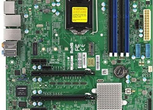 Supermicro Xeon E3-1200 v5 LGA1151 Socket H4 C236 PCI Express SATA Atx
