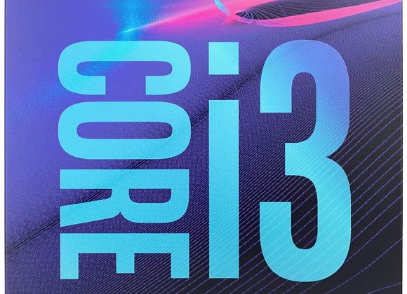 Intel Core i3-9100 Desktop Processor 4 Cores up to 4.2 GHz LGA1151 300 Series 65