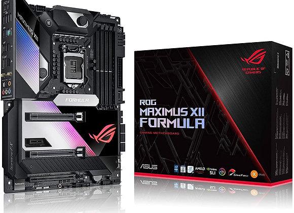 ASUS Z490 ROG Maximus XII Formula (WiFi 6) Intel LGA 1200 ATX Motherboard