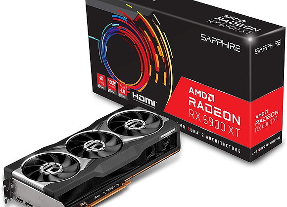 Sapphire Technology 21308-01-20G AMD Radeon RX 6900 XT Gaming Graphics Card