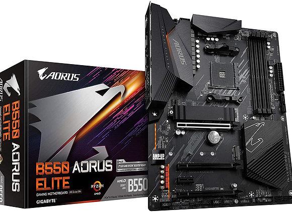Gigabyte B550 Aorus Elite AMD AM4 Atx Motherboard