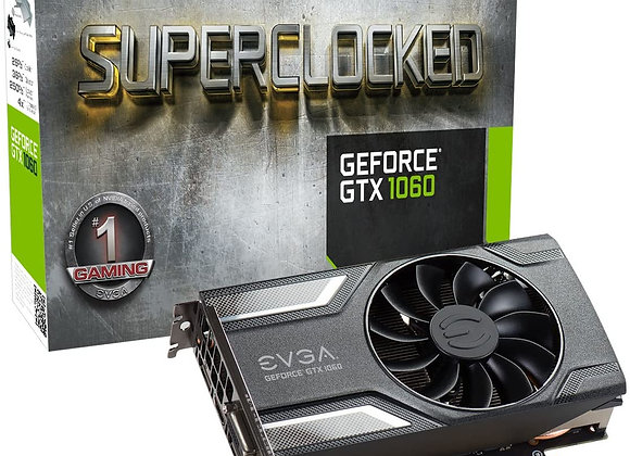 EVGA GeForce GTX 1060 3GB GDDR5, DX12 OSD Support Graphics Card