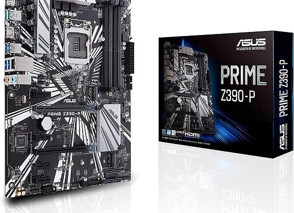 Asus Z390-P Prime Intel LGA 1151 Atx Motherboard