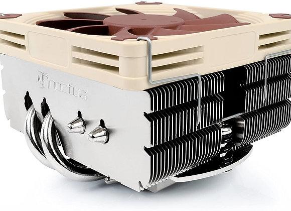 Noctua NH-L9x65, Premium Low-Profile CPU Cooler (65mm, Brown)