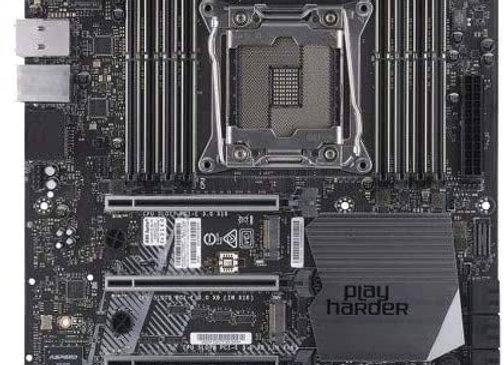 Supermicro Core i9/7/5 128GB X299 DDR4 SATA PCIE VGA Atx Brown Box
