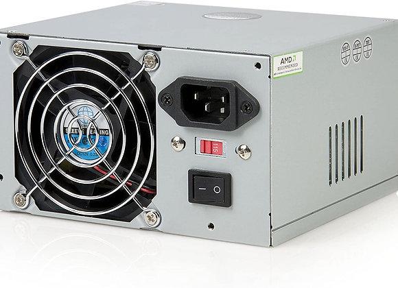 StarTech.com 350 Watt ATX12V 2.01 Computer PC Power Supply w/ 20 & 24 Pin